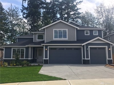 Issaquah Single Family Home For Sale: 934 10th Place NW #4