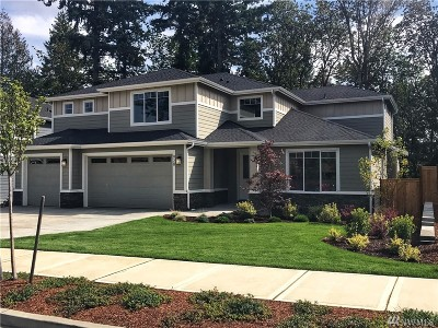 Issaquah Single Family Home For Sale: 928 10th Pl NW (Homesite 5)