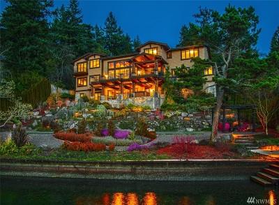 Bellevue WA Single Family Home For Sale: $8,488,000
