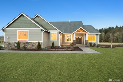 Orting Single Family Home For Sale: 18802 Voight Meadows Rd E #lot 9