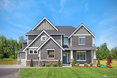 Orting Single Family Home For Sale: 19017 Voight Meadows Rd E #lot13
