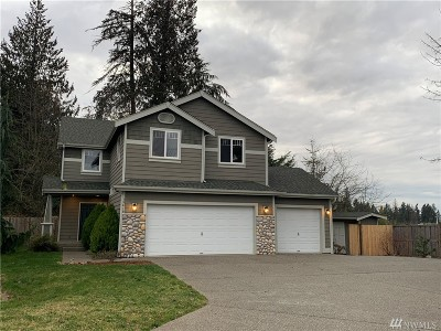 Bonney Lake Single Family Home For Sale: 18610 94th St Ct E