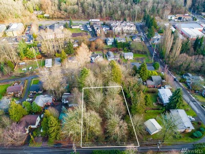Seattle Residential Lots & Land For Sale: 25th Ave SW