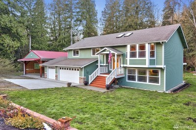Stanwood Single Family Home For Sale: 3231 Gala Dr