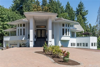 Woodinville Single Family Home For Sale: 18628 NE 139th St
