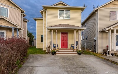 Skagit County Single Family Home For Sale: 1812 N 30th St