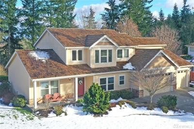 Poulsbo Single Family Home Pending: 13396 Graywolf Place NE