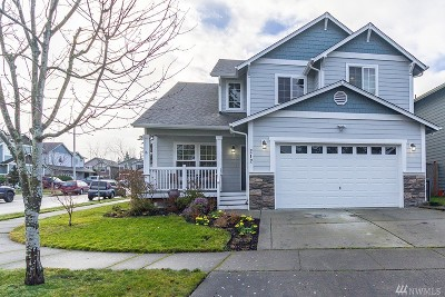Lynnwood Single Family Home For Sale: 212 202nd St SW