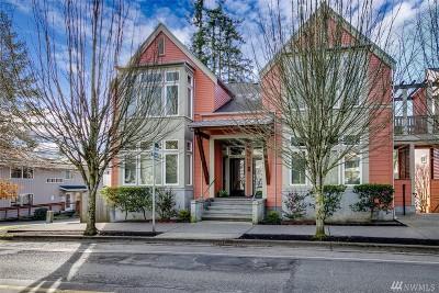 Bainbridge Island Condo/Townhouse For Sale: 325 Winslow Wy W #200