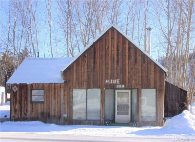 Single Family Home For Sale: 208 Main St