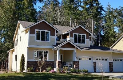 Kingston Single Family Home For Sale: 27637 McIntosh Lp NE