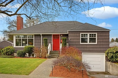 Seattle Single Family Home For Sale: 8251 41st Ave NE