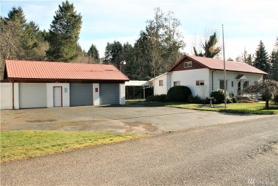 Lewis County Single Family Home For Sale: 122 Anderson Rd