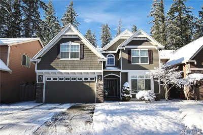 Maple Valley Single Family Home For Sale: 27665 SE 236th Ct