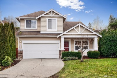 Snohomish Single Family Home For Sale: 13623 69th Ave SE