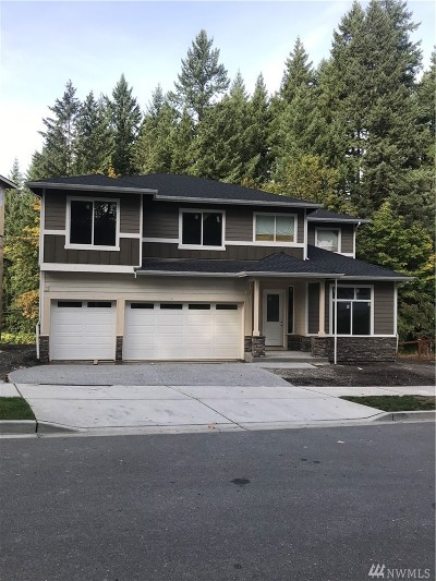 Woodinville Single Family Home For Sale: 15312 NE Woodland Place (Homesite 7)
