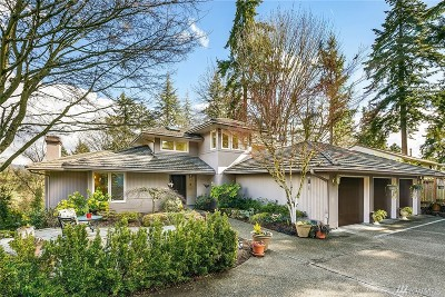 Mercer Island Single Family Home For Sale: 7066 92nd Ave SE