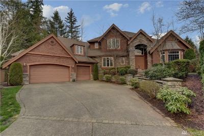Sammamish Single Family Home For Sale: 1922 263rd Ct SE