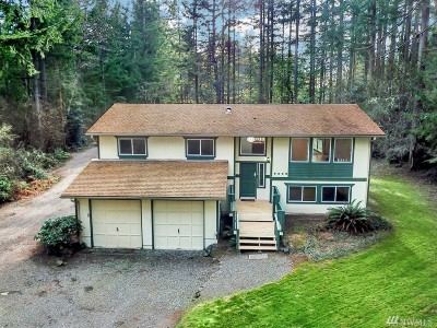 Gig Harbor Single Family Home For Sale: 8806 147th St NW