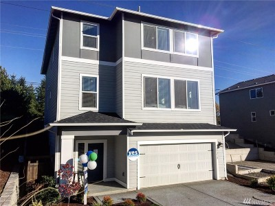 Auburn Single Family Home For Sale: 29308 123rd (Lot 25) Place SE