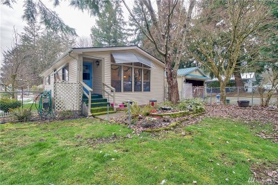 Olympia Single Family Home For Sale: 11435 Entree View Dr SW