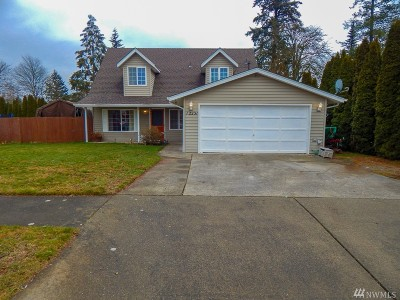 Marysville Single Family Home For Sale: 12231 42nd Dr NE