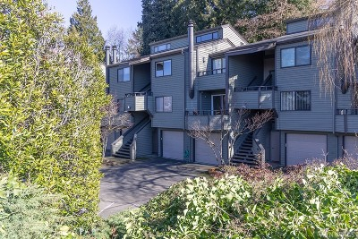 Kirkland Condo/Townhouse For Sale: 7012 116th Ave NE #B