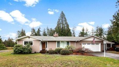 Ferndale Single Family Home For Sale: 1605 Brookwood Dr