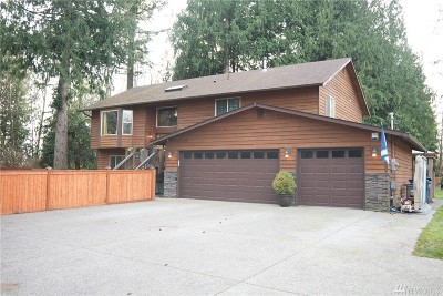 Stanwood Single Family Home For Sale: 18030 40th Ave NW