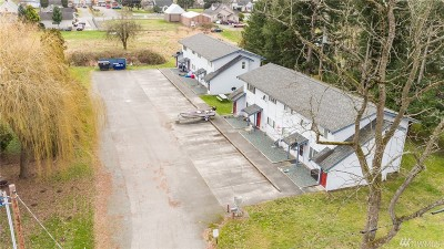 Skagit County Multi Family Home Pending: 313 W Woodworth St