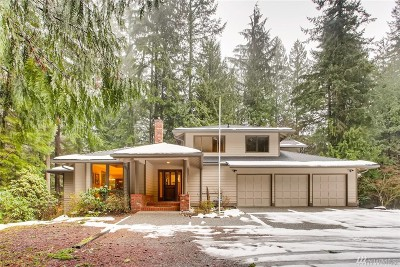 Issaquah Single Family Home For Sale: 15412 266th Ave SE