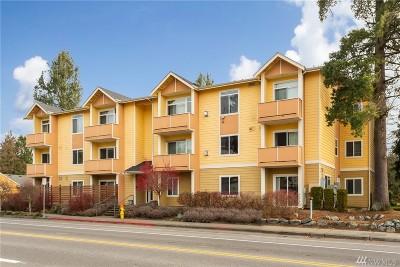 Shoreline Condo/Townhouse For Sale: 16528 5th Ave NE #201