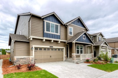 Lake Stevens Single Family Home For Sale: 12605 37th Place NE #BW54