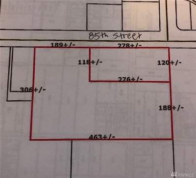 Tacoma Residential Lots & Land For Sale: 1308 85th St E
