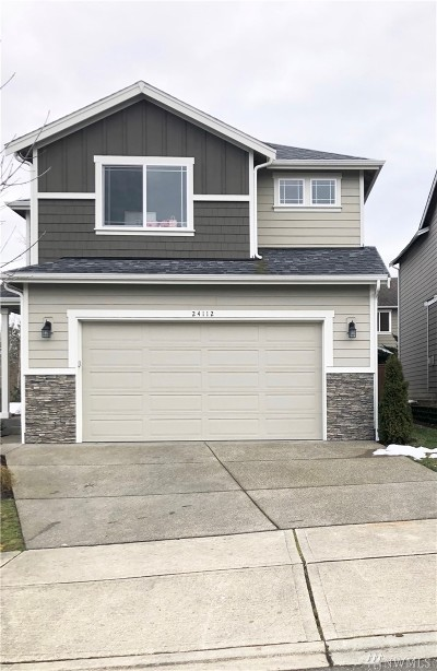 Covington Single Family Home For Sale: 24112 184th Ave SE