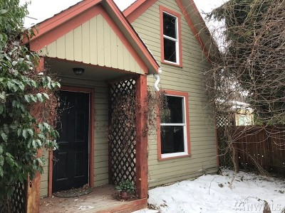 Mount Vernon Single Family Home For Sale: 1130 S 6th St