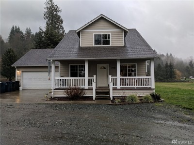 Whatcom County Single Family Home For Sale: 5920 E. Hoff Circle Rd
