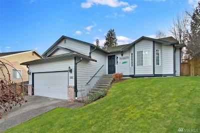 Lake Stevens Single Family Home For Sale: 9205 15th St NE