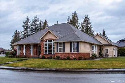 Whatcom County Single Family Home For Sale: 1261 Edgewater Lane