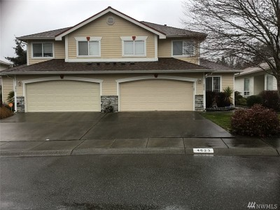 Lynnwood Single Family Home For Sale: 4623 159th St SW