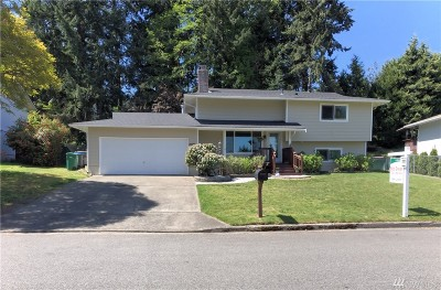 Federal Way Single Family Home For Sale: 33411 28th Pl SW