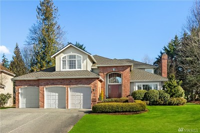 Sammamish Single Family Home For Sale: 246 209th Place SE