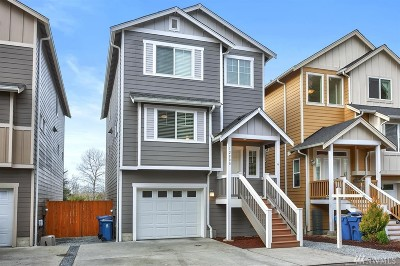 Lake Stevens Condo/Townhouse For Sale: 12800 17th St NE