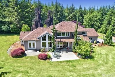 Granite Falls Single Family Home For Sale: 18412 78th St NE
