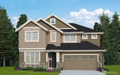 Shoreline Condo/Townhouse For Sale: 1247 NW Richmond Beach Rd #6