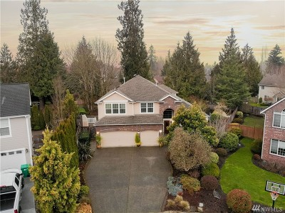 Thurston County Single Family Home For Sale: 3015 Bonshaw Ct SE