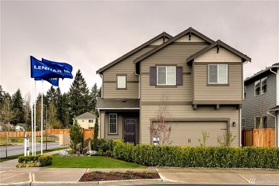 Lacey Single Family Home For Sale: 3112 Gladiator St NE #36