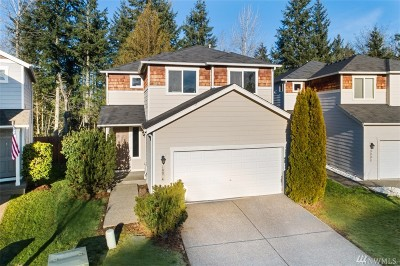 Puyallup Single Family Home For Sale: 18904 96th Av Ct E