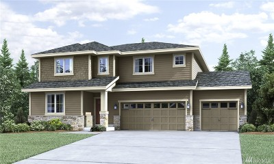 Covington Single Family Home For Sale: 20517 SE 257 (Lot 144) St