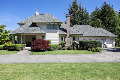 Poulsbo Single Family Home Pending: 4268 NE Lookout Lane